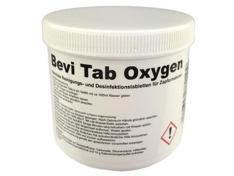Reinigungsmittel für Zapfarmaturen Bevi Oxygen Tab