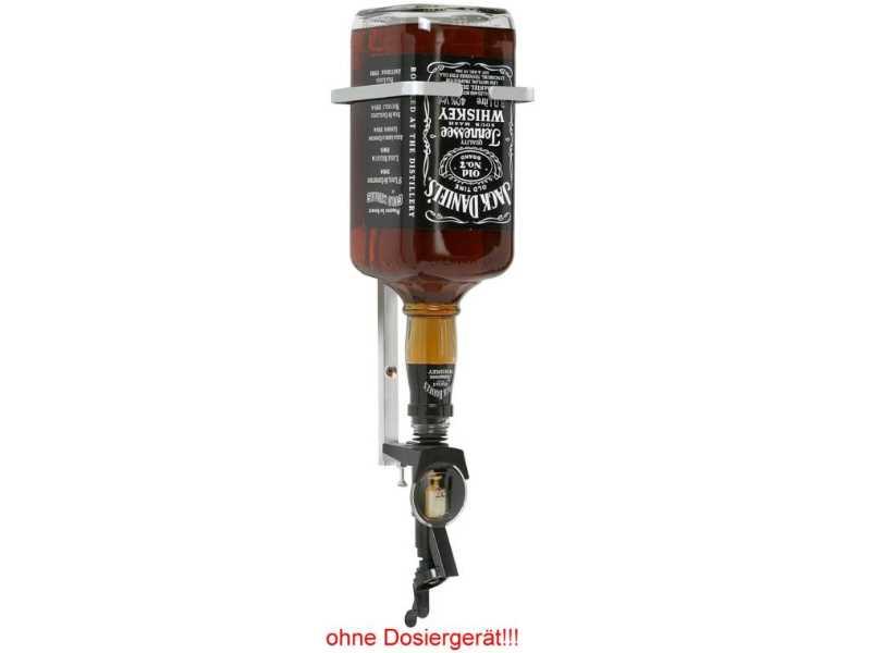 flaschenhalterung f r 3 liter jack daniels flasche. Black Bedroom Furniture Sets. Home Design Ideas