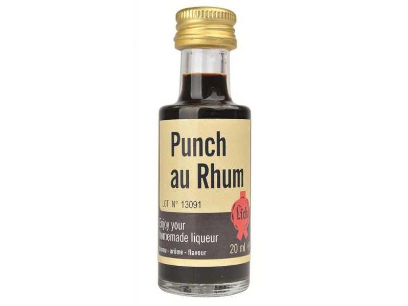 lick lik rextrakt punch au rhum rum punsch. Black Bedroom Furniture Sets. Home Design Ideas